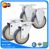 Trolley Wheel Casters Rigid Caster and Swivel Caster