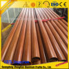 Customized China Supplier Wood Grain Aluminium Extrusion Fence