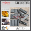 Mining Wear Parts Chocky Blocks for Bucket Protection