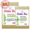 Herbal Wellness Flat Tummy Tea Burn Fat Tea Detox Tea (14 day program)