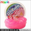 2018 New Crystal Unicorn Poo Putty Slime Toy