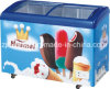 328L Freezer for Ice Cream with Ce Certificate