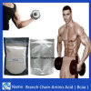 Branch Chain Amino Acid Powder Bcaa for Bodybuilding Nutrition