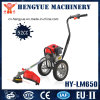 Cheap Price Big Power Brush Cutter with Wheels