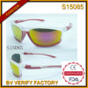 Fashion Italy Design Sports Sunglasses with Free Sample (S15085)