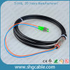 FC/APC Single Mode Duplex Waterproof Fiber Optical Patch Cord