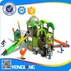 Yl-C032 Combined Plastic Slides Cheap Playground Equipment