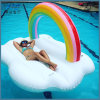 Rainbow Cloud Gaint Inflatable Swimming Float Pool Float Water Toy