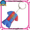 Bespoken Soft PVC Keychain for Rubber Key Ring