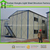 Prefabricated Modular House for Accomadation with Heat Insulation Sandwich Panel Wall