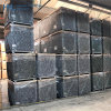 Large Welded Rigid Stacking Wire Mesh Container for Pet Preform
