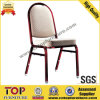 Hotel Nice Painting Stackable Metal Banquet Chair