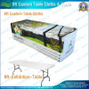 8ft Custom Table Cloths & Portable Exhibition Table (NF18F05019)
