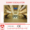 Curved Escalator Spiral / Helical Escalator for Shopping Mall and Commercial Buildings