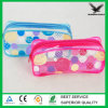 Promotional Cheap Colorful Star PVC School Pencil Case