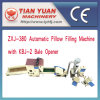 Automatic Feeding Pillow Filling Machine