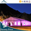 500 Capacity Assembly Outside Wedding White PVC Canvas Shelter
