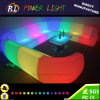 Illuminated LED Furniture Bar Plastic Sofa Chair