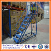 Warehouse Step Steel Rack Ladder