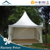 Fancy Design 5m*5m Flame Retardant Exhibition Party Marquee Pagoda Tent