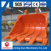 Excavator Bucket for Hitachi Crawler Excavator