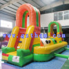 Commercial Inflatable Wipe out Ball Challenge/Inflatable Wipeout Jumping Baller
