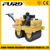 550kg Double Drum Walk Behind Vibratory Roller Compactor