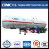 Heavy Duty 3 Axles LPG Tank Semi Trailer