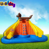 Hot sale paw dog patrol inflatable toy mobile water park inflatable water slide for event