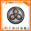 450-750V Low Smoke Halogen Free Copper Conductor Rubber Sheath 7 Core Control Power Cable
