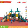 High Quality Factory Supply Amusement Park Residential Plastic Outdoor Playground Equipment