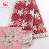 African French Lace Fabric Cheap Tulle Embroidery Lace