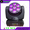 LED Wash 7X10W Beam Moving Head Stage Lighting