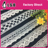 High Quality New Design 100% Cotton Lace