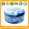 Bake Packaging Box Large Metal Round Cake Tins for Food