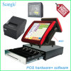 Restaurant Management POS Terminal / POS System with 15inch Touch Screen