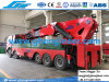 Rear Legs Knuckle Telescopic Truck Mounted Crane