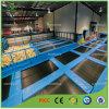 Attractive Jump Sport Trampoline Center for Amusement