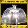 Sculpture Gardern Stone Home Fountain with LED Lights