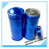 Metallic Ring-Pull Tin Can with Screw Lid_for Packaging coffee Drink