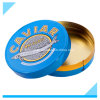 Metallic Tin Box_for Packaging 500g Caviar