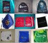 Promotional Satin or Velvet Pouch and Nylon 190t or 210d Polyester Drawstring Bag