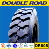 Import Double Road Dr801/803 China Manufacture Mining Tyre 11.00r20-18pr Radial Truck Tyre