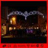 Skyline Motif 2D Big LED Decoration Holiday Street Light