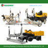 3 Wheels Walk Behind Concrete Laser Screed, Concrete Floor Laser Screed, Floor Leveling Machine