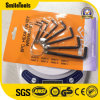Factory Price 10 PC Allen Wrench Key Set- Metric