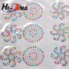 Manufacuring Oeko-Tex Standard Various Colors Rhinestone Hotfix Transfer