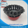 Round Wire Brush for Polishing Rust