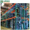 Selective Industrial Warehouse Shelving Teardrop Pallet Rack