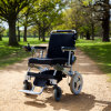 Portable Lightweight Brushless Medical Disabled Folding Power Electric Wheelchair with Ce